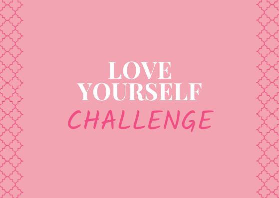 Love Yourself Challenge