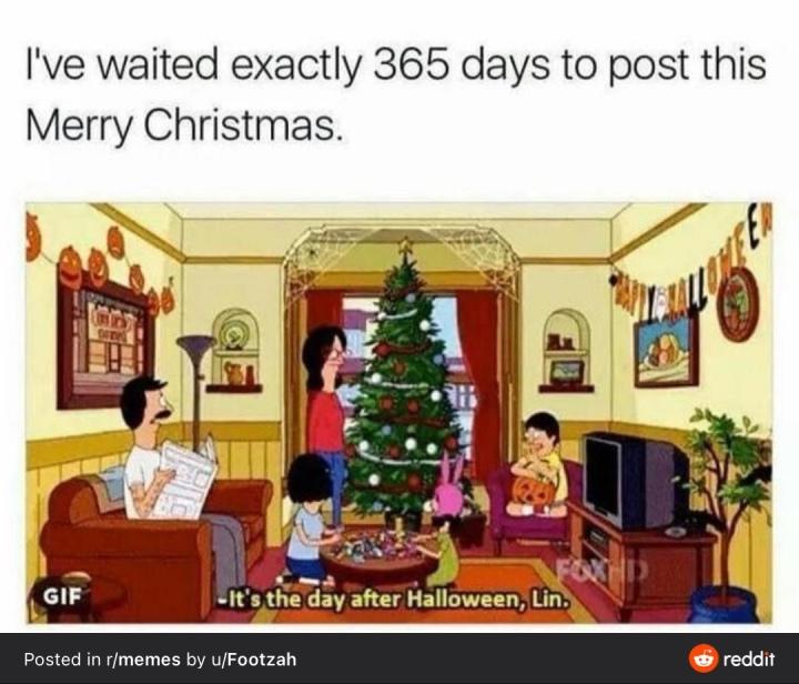 Holiday Memes That'll Make You Giggle | Blogmas Day10