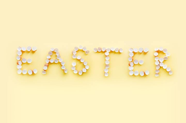 Happy Easter! 🐣